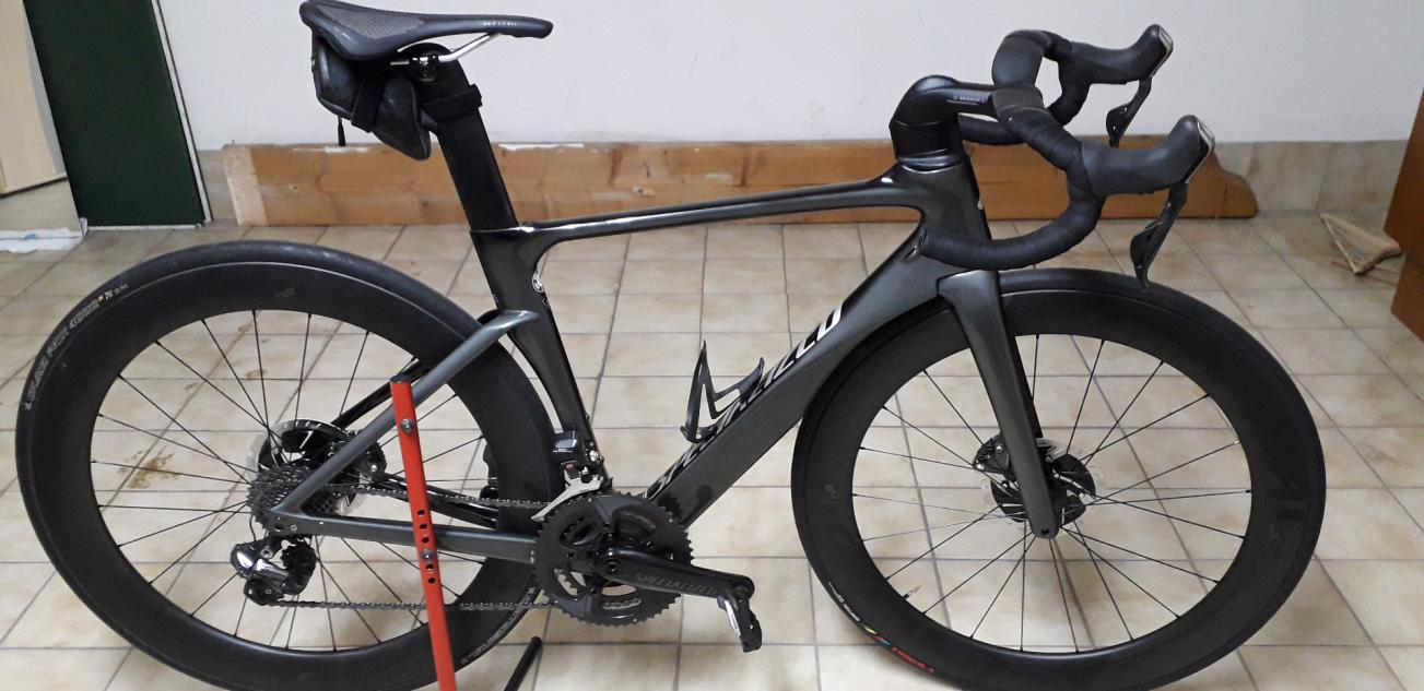 SPECIALIZED VENGE VIAS DISC DI2